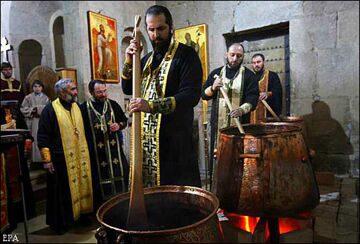 Грузинские священники